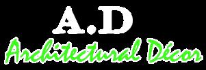 ARCHITECTURAL DECOR Logo
