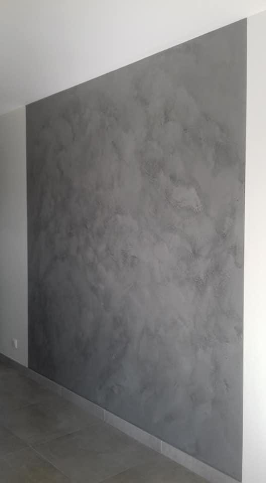 ARCHITECTURAL DECOR PEINTRE PORNIC Mur Spirito